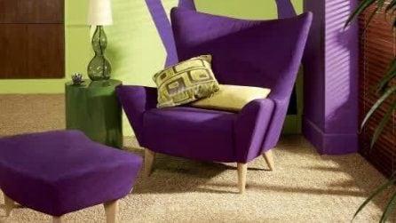 Ultra Violet: il colore del 2018 nel design