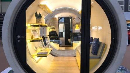 OPod Tube Housing, la casa-tubo che viene da Hong Kong