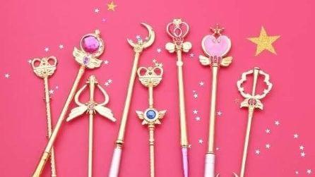 I pennelli per il trucco ispirati a Sailor Moon