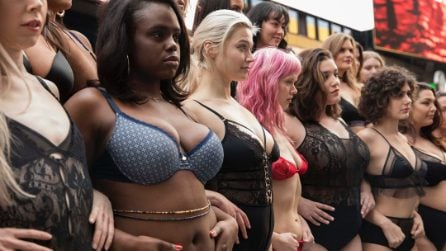 La versione curvy del Victoria's Secret Fashion Show