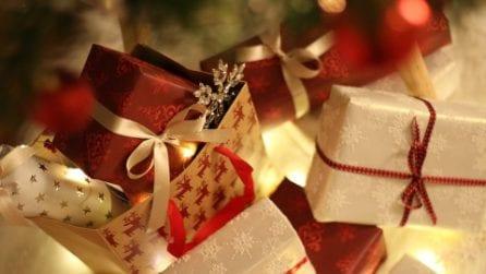 Pacchetti di Natale originali per rendere unico il tuo regalo