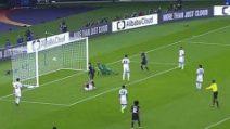 Al Jazeera - Real Madrid 1-0 dopo la fine del primo tempo