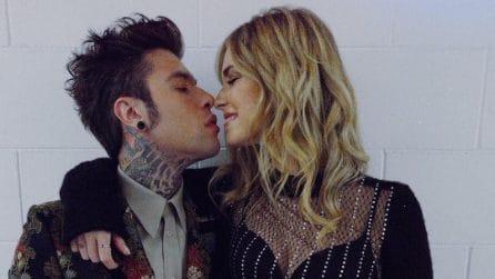 Fedez e Chiara Ferragni alla finale di X-Factor 11