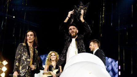 Le foto della vittoria di Lorenzo Licitra a X Factor