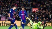 Liga, le immagini di Barcellona-Deportivo 4-0