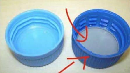 A cosa serve il disco sotto il tappo delle bottiglie
