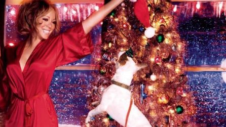 I look natalizi di Mariah Carey