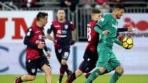 Serie A, le immagini di Cagliari-Fiorentina