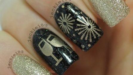 Più d 30 idee per la manicure di Capodanno
