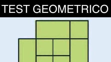 Il test geometrico che inganna: quanti quadrati vedete?