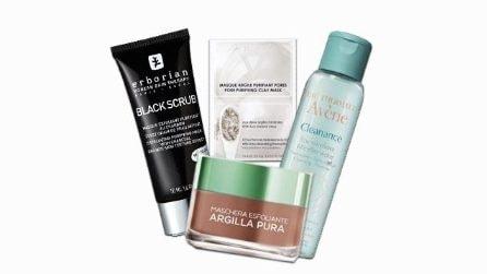 Bellezza sotto i 10€: 9 prodotti per la pulizia del viso