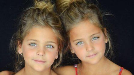Le gemelline più belle dei social