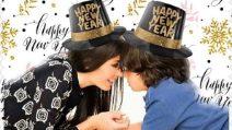 Gli auguri dei Vip per un buon 2018