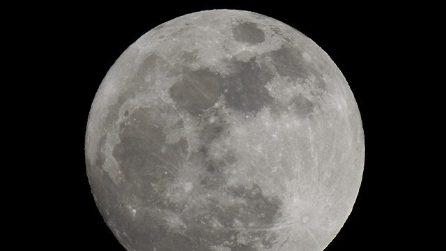 La Superluna del Lupo ha inaugurato il 2018: le immagini più belle
