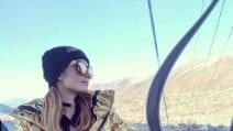 L'anello di fidanzamento di Paris Hilton