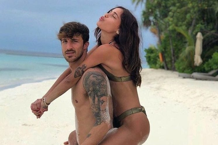 Pochi mesi fa corteggiava Sabrina Ghio a UeD: ora Fabrizio ha ripreso la relazione con Marta Riccardi (sorella di Federica, moglie del calciatore Alessio Cerci)