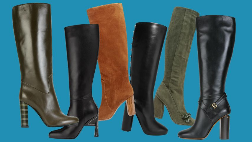 Stivali: 10 modelli must have da comprare per l'autunno 2018