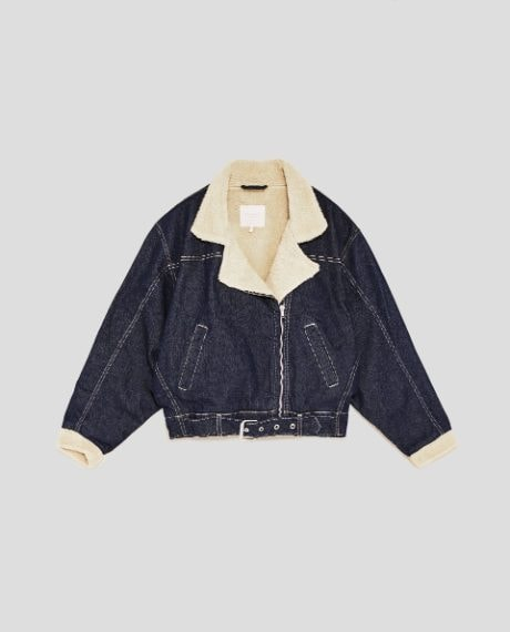 molto carino 6ddbe 941ea Giacca jeans con la pelliccia: è di moda la trucker jacket