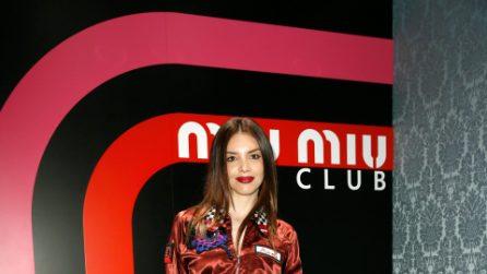 I look più glamour di Ilenia Pastorelli