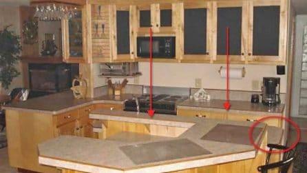 In queste foto c'è qualcosa che non va: 5 errori di progettazione in cucina