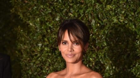 Halle Berry senza biancheria intima sul red carpet