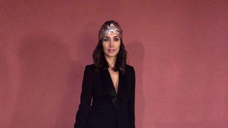 Il look sexy di Caterina Balivo