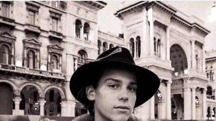 Paris, il figlio di Pierce Brosnan con la passione per la moda