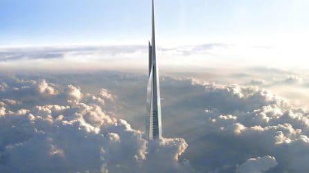 A Gedda l'edificio più alto del mondo