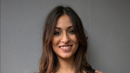 Alessia Spagnulo, l'aspirante Miss con il bebè