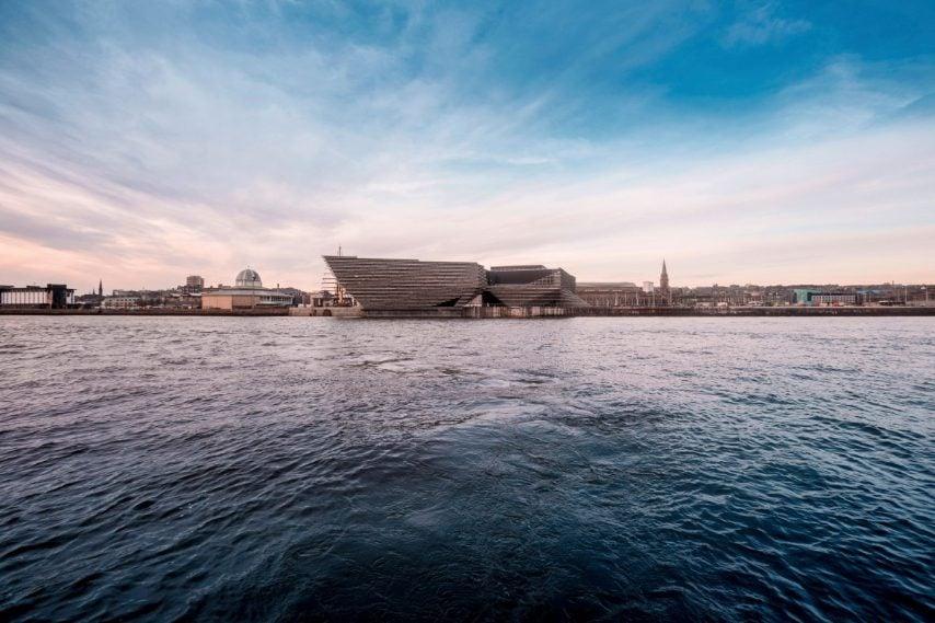 Il primo museo di design in Scozia e l'unico altro museo V & A in qualsiasi parte del mondo, fuori da Londra, sarà dedicato al meglio del design scozzese e del mondo. L'apertura del Victoria & Albert Museum di Dundee è prevista per il 15 settembre 2018.
