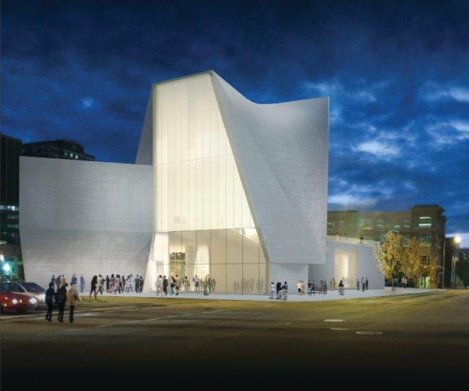 Progettato dal noto Steven Holl Architects, VCU Institute for Contemporary Art, in Virginia, sarà un nuovo tassello importante aggiunto nel mondo dell'arte mondiale. Il museo ospiterà una lista di mostre dinamiche, spettacoli, film e programmi speciali. L'inaugurazione è prevista per Aprile 2018.