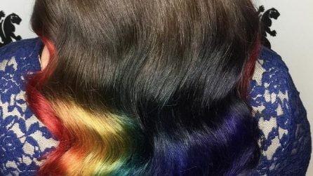 Rainbow Ombrè