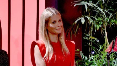L'anello di fidanzamento di Gwyneth Paltrow