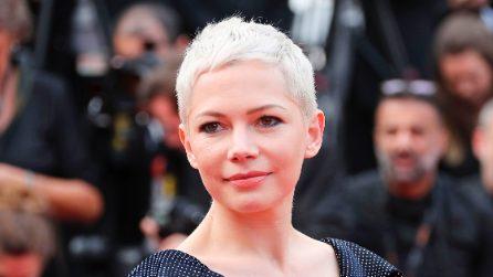 Michelle Williams, capelli corti per ricordare Heath Ledger