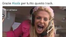 I meme più belli di Francesca Cipriani all'Isola dei Famosi 2018
