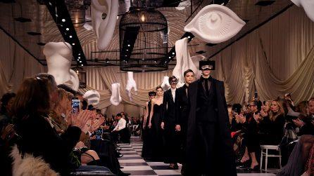 Dior collezione Haute Couture Primavera/Estate 2018