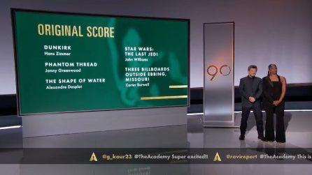 Oscar 2018, tutte le nomination