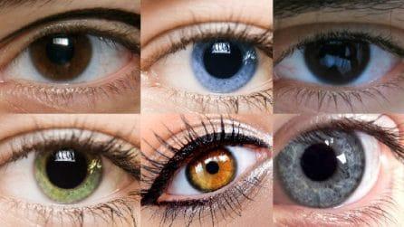 Di che colore hai gli occhi? Scopri cosa c'è da sapere sulla tua personalità