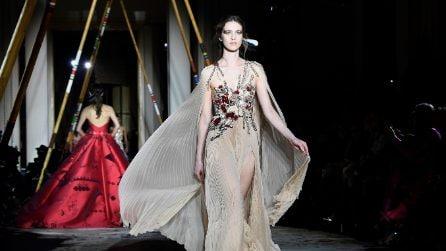 Zuhair Murad collezione Haute Couture Primavera/Estate 2018