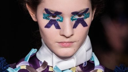 Focus sugli occhi: i make up più belli dell'Alta Moda di Parigi