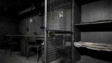 Nel bunker nazista scoperto sotto la Gare de l'Est a Parigi