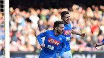 Serie A, le immagini di Napoli-Bologna