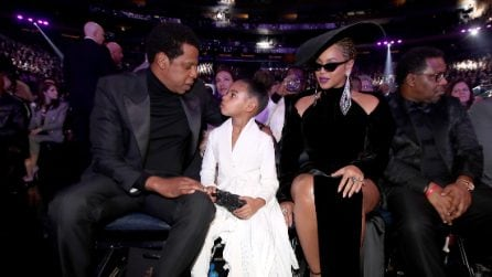 Blue Ivy indossa i tacchi ai Grammy Awards 2018