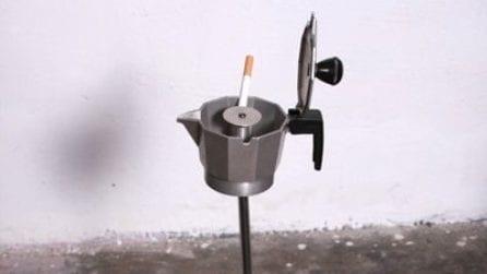7 idee per riciclare la caffettiera in modo creativo