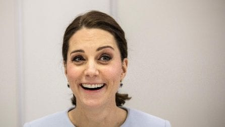L'acconciatura contro il protocollo di Kate Middleton