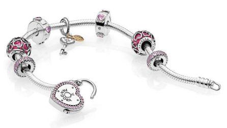 I prezzi dei charms Pandora per San Valentino 2018