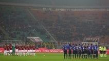 Coppa Italia, le immagini di Milan-Lazio
