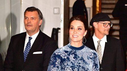 Il look premaman di Kate Middleton criticato dai fan