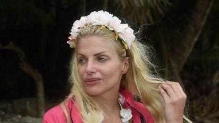 Francesca Cipriani senza trucco: il prima e dopo dell'ex gieffina all'Isola dei Famosi