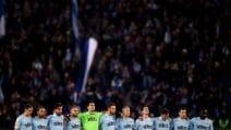 Serie A, le immagini di Lazio-Genoa